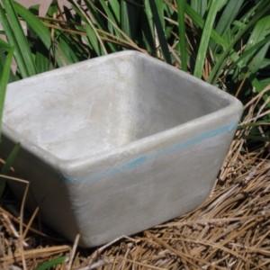 Hand Painted Ceramic Bowl