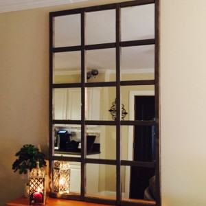 Handmade Panel Mirror