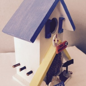 Beach Birdhouse