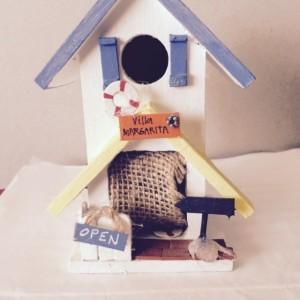Beach Birdhouse