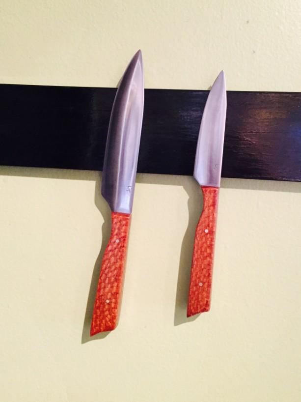 "5"" BrazilIan Lace Paring Knife"