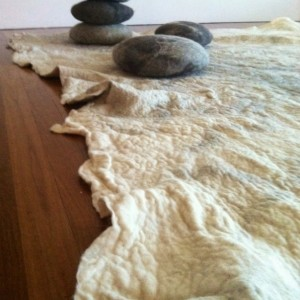 Merino Wool MoonStone Pillow
