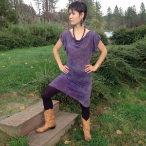 Comfy Soy Cowl Dress or Tunic
