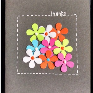 2-Thank you cards