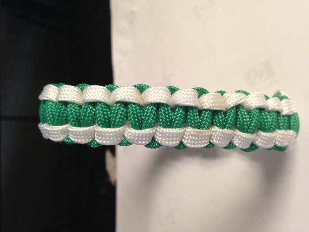 2 Color Cobra Bracelet