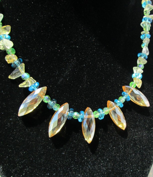 Summer Rays Necklace