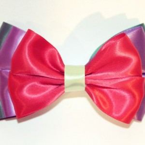Little Mermaid Inspired Bow