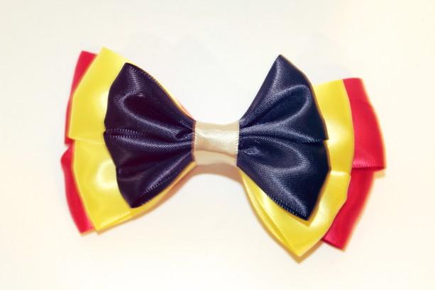 Gaston Inspired Bow