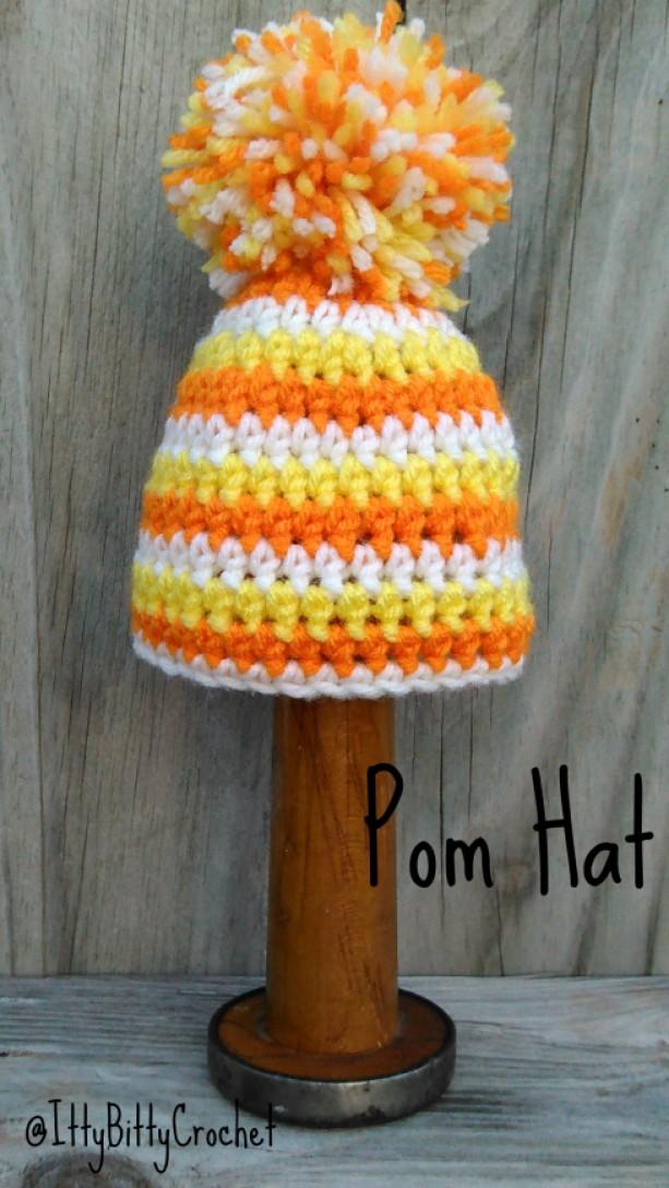 Preemie Pom Hat