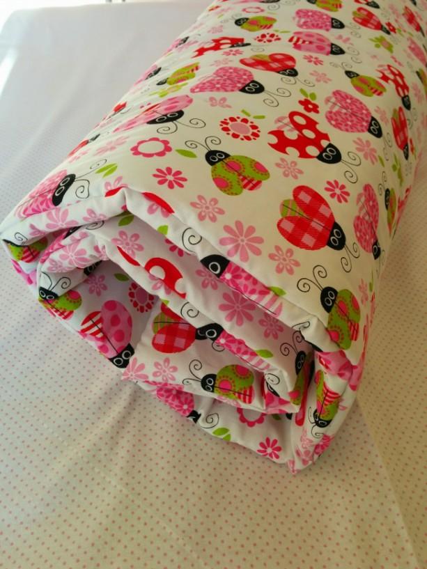Baby blanket, Baby comforter crib.