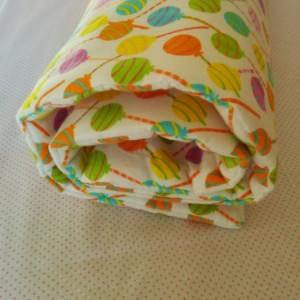 Comforter. Baby blanket.