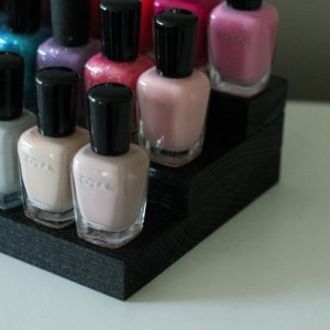Desktop Nail Polish Display