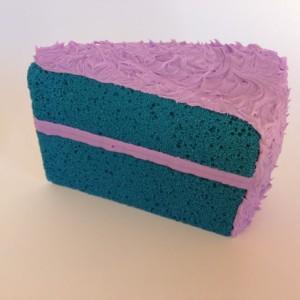 3D Frozen Cake Invitation