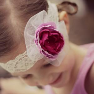 Flower Headband Baby Headband