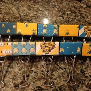 Minion Madness (set of 4)