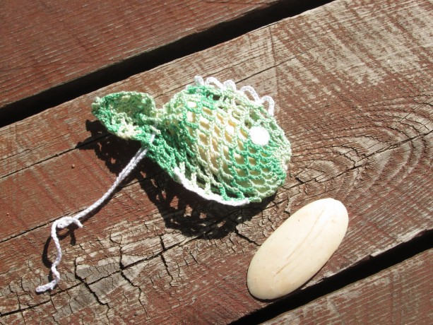 Fish Soap Saver