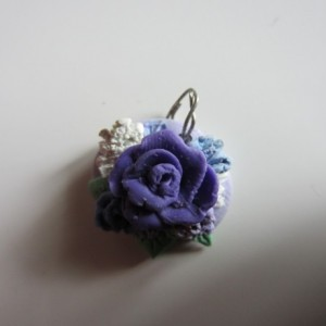 CUSTOM Made-to-Order Floral Necklace