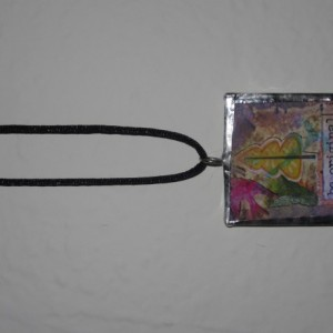 Be Original - Mixed Media Necklace