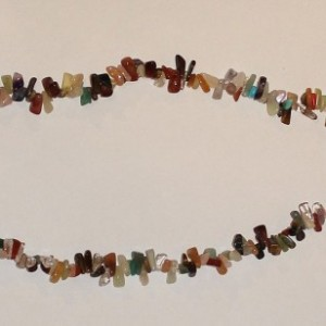Womens Gemstone necklace