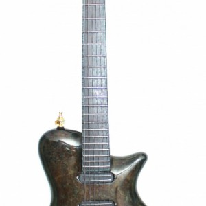 Maple Burl ANAN Custom Hollow Body  2015. (Reasonable offers accepted)