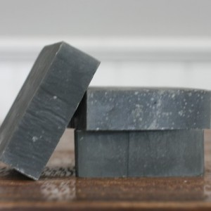 Charcoal + Tea Tree Goat Milk Soap