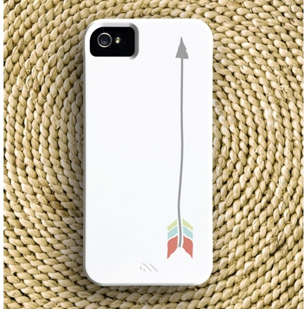Arrow Barely-There iPhone Case