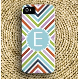 Fruit Stripe Barely-There iPhone Case + Optional Monogram