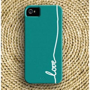 Love Barely-There iPhone Case