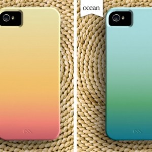 Ombre Barely-There iPhone Case