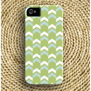 Tribal Arrow Barely-There iPhone Case + Optional Monogram