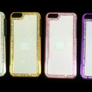 iPhone 5c Custom Bling Case