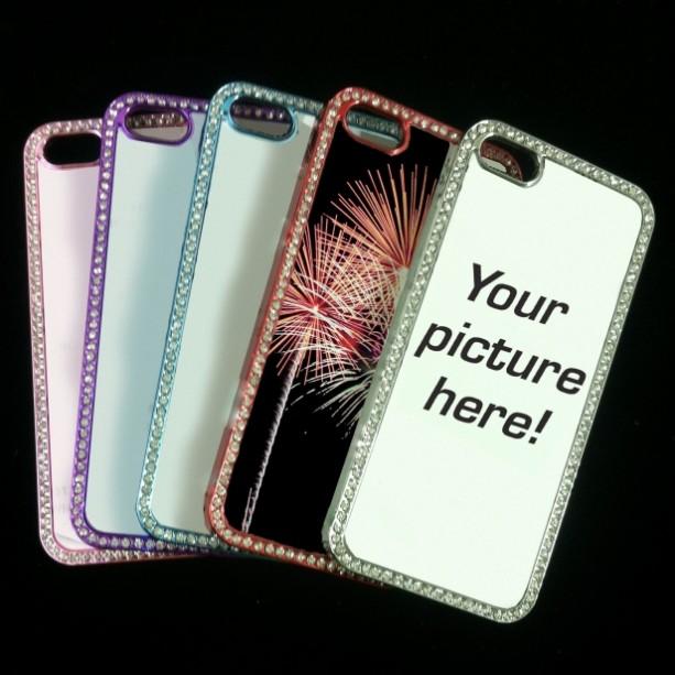 iPhone 5/5s Custom Bling Case