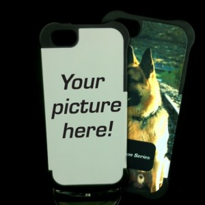 iPhone 5/5s Custom Dual Protection Case