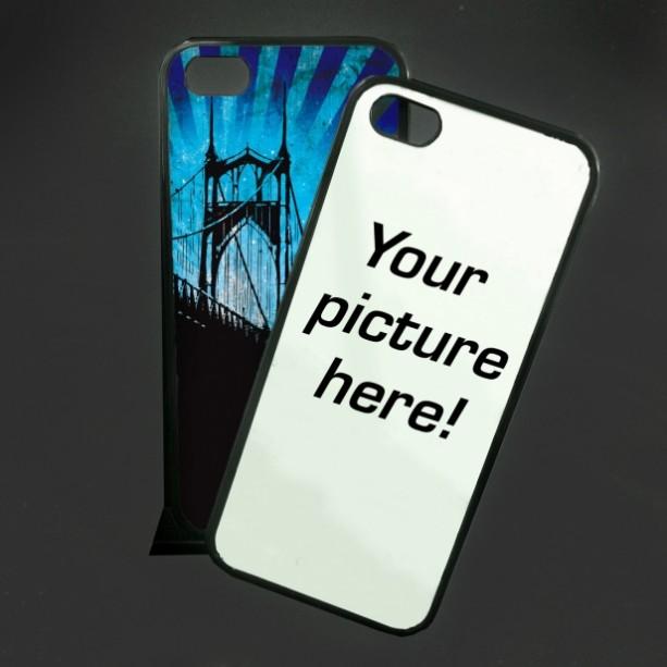 iPhone 5/5s Custom Colored Bumper Series Case