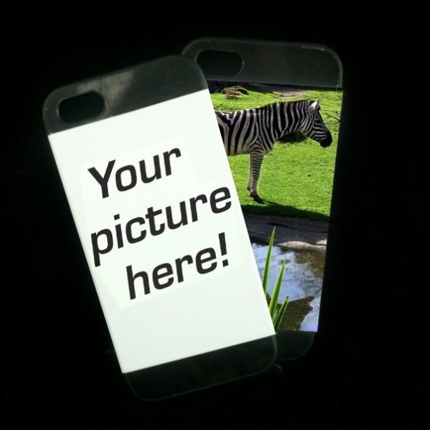 iPhone 5/5s Custom Wallet Series Case