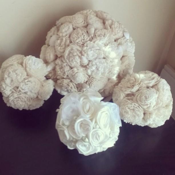 Sola Flower Preserved Rose Bouquet   aftcra