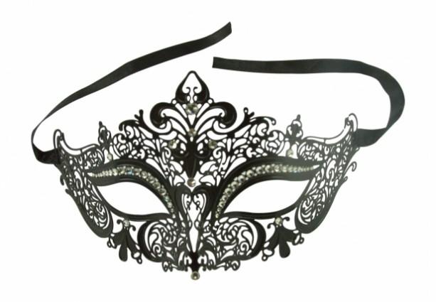 Phantom Venetian Masquerade Mask I
