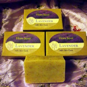 Hops Soap - Lavender