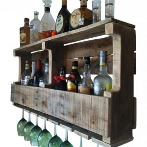 The Original Great Lakes Liquor Rack