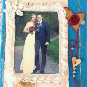Hand-Crafted, Custom Memory Wall Art / Collages, Made With Antique Barn Wood