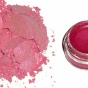 Mineral Lip Gloss Eye Shadow Combo- Plump and Juicy