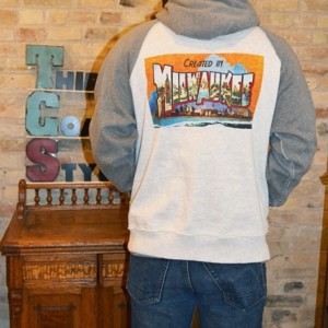 Men's Created in Milwaukee Hoodie