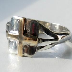 Medieval Paladin ring