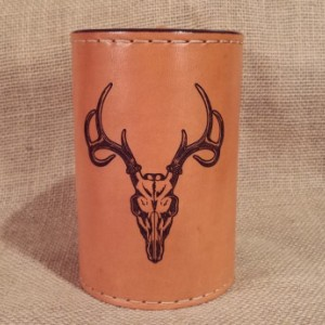 Awesome Leather Mug 36oz