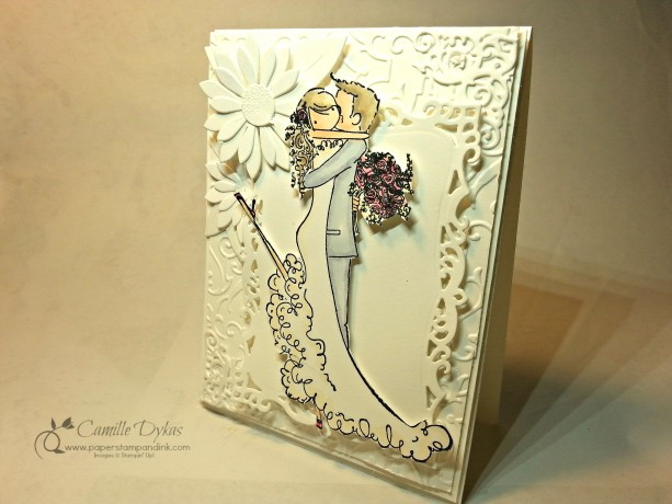 Wedding Couple (set of two cards)