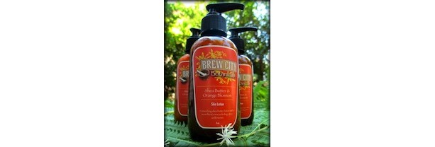 Shea Butter & Orange Blossom Lotion