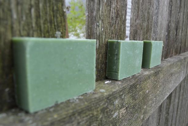 2 Northwoods Soap Bars