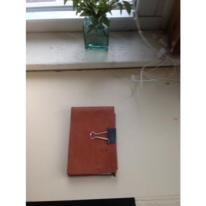 Leather Notepad 3x5
