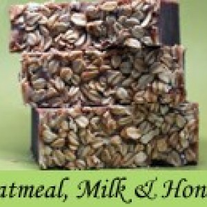Goats Milk Soap - Set of 3