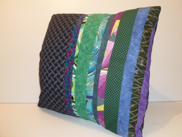 A Fabric Lovers Pillow Cover